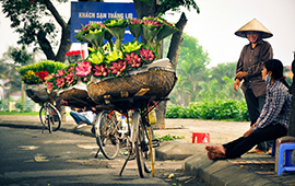 Banner hanoi around